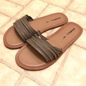 O'Neil sandals